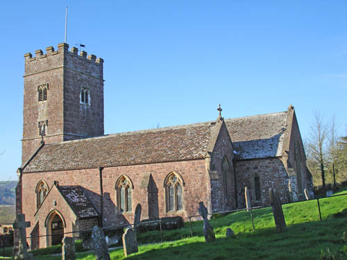 Church of St. Mary at Bickleigh