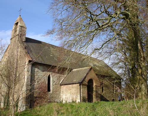 Broadnymett church