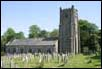one of Chagford church