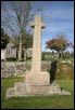 The village cross at Peter Tavy